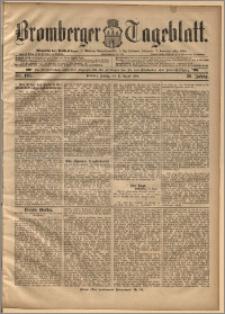 Bromberger Tageblatt. J. 20, 1896, nr 195