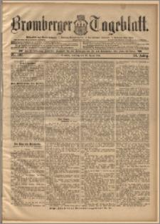 Bromberger Tageblatt. J. 20, 1896, nr 197