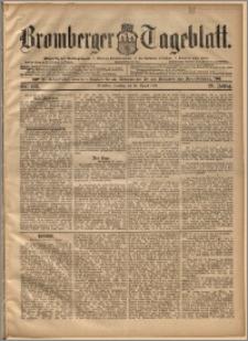Bromberger Tageblatt. J. 20, 1896, nr 198