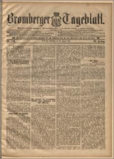 Bromberger Tageblatt. J. 20, 1896, nr 199