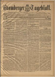 Bromberger Tageblatt. J. 20, 1896, nr 201