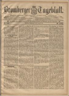 Bromberger Tageblatt. J. 20, 1896, nr 202