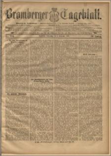 Bromberger Tageblatt. J. 20, 1896, nr 206