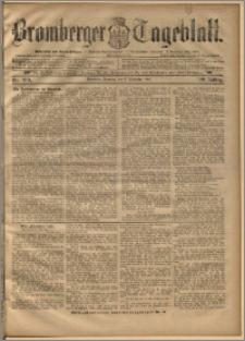 Bromberger Tageblatt. J. 20, 1896, nr 209