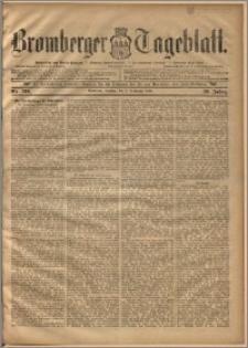 Bromberger Tageblatt. J. 20, 1896, nr 210