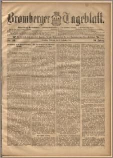 Bromberger Tageblatt. J. 20, 1896, nr 211