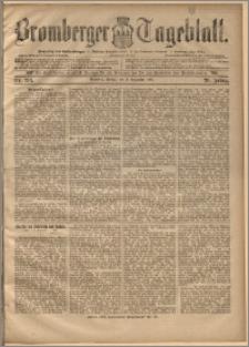 Bromberger Tageblatt. J. 20, 1896, nr 213
