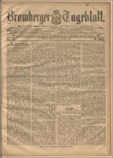 Bromberger Tageblatt. J. 20, 1896, nr 219