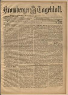 Bromberger Tageblatt. J. 20, 1896, nr 221