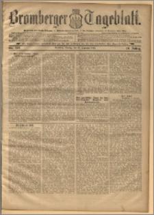 Bromberger Tageblatt. J. 20, 1896, nr 222
