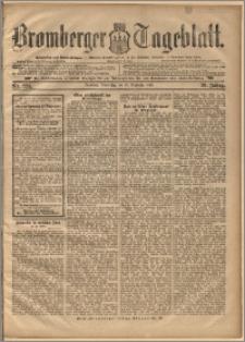 Bromberger Tageblatt. J. 20, 1896, nr 224