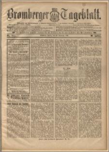 Bromberger Tageblatt. J. 20, 1896, nr 225