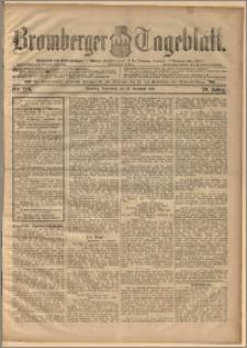 Bromberger Tageblatt. J. 20, 1896, nr 226