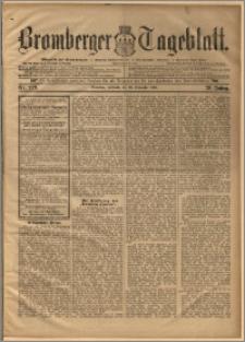 Bromberger Tageblatt. J. 20, 1896, nr 229