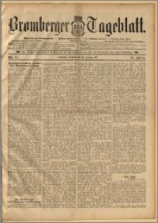 Bromberger Tageblatt. J. 21, 1897, nr 10