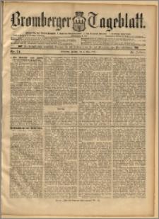 Bromberger Tageblatt. J. 21, 1897, nr 33