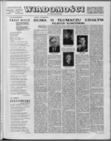 Wiadomości, R. 14 nr 4 (669), 1959