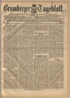 Bromberger Tageblatt. J. 21, 1897, nr 170