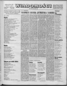 Wiadomości, R. 14 nr 6 (671), 1959