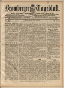 Bromberger Tageblatt. J. 21, 1897, nr 184