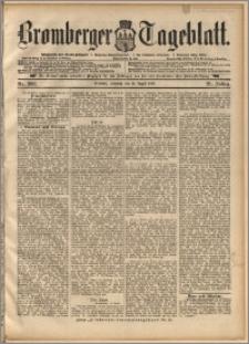 Bromberger Tageblatt. J. 21, 1897, nr 202