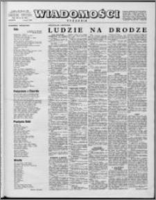 Wiadomości, R. 14 nr 10 (675), 1959