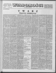 Wiadomości, R. 14 nr 11 (676), 1959