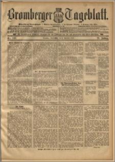 Bromberger Tageblatt. J. 21, 1897, nr 282