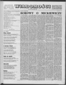 Wiadomości, R. 14 nr 12 (677), 1959