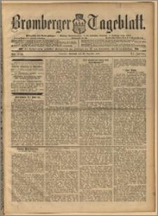 Bromberger Tageblatt. J. 21, 1897, nr 304