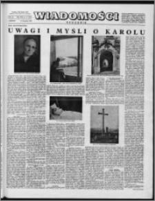 Wiadomości, R. 14 nr 15 (680), 1959