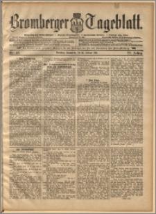 Bromberger Tageblatt. J. 22, 1898, nr 48