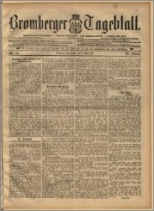 Bromberger Tageblatt. J. 22, 1898, nr 33