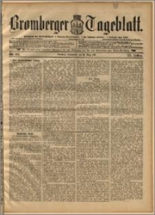 Bromberger Tageblatt. J. 22, 1898, nr 66