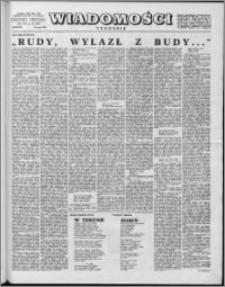 Wiadomości, R. 14 nr 19 (684), 1959