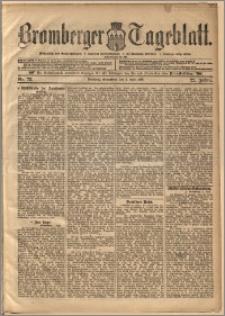 Bromberger Tageblatt. J. 22, 1898, nr 78