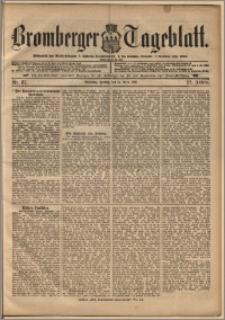 Bromberger Tageblatt. J. 22, 1898, nr 87