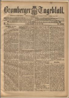 Bromberger Tageblatt. J. 22, 1898, nr 94