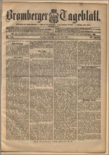 Bromberger Tageblatt. J. 22, 1898, nr 98
