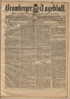 Bromberger Tageblatt. J. 22, 1898, nr 99