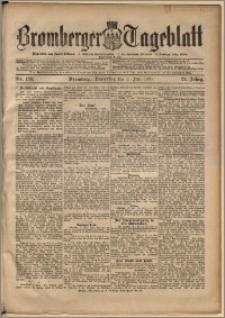Bromberger Tageblatt. J. 22, 1898, nr 126