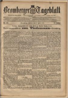 Bromberger Tageblatt. J. 22, 1898, nr 127