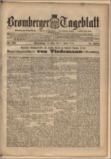 Bromberger Tageblatt. J. 22, 1898, nr 130