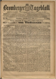 Bromberger Tageblatt. J. 22, 1898, nr 132