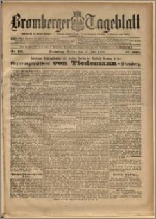 Bromberger Tageblatt. J. 22, 1898, nr 133