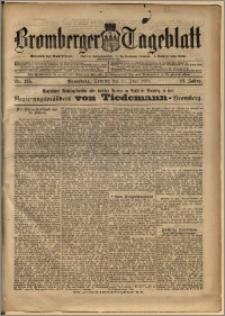 Bromberger Tageblatt. J. 22, 1898, nr 135