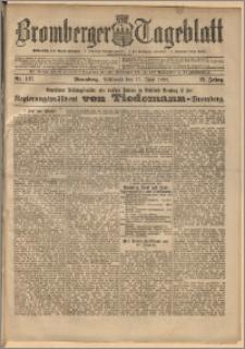 Bromberger Tageblatt. J. 22, 1898, nr 137