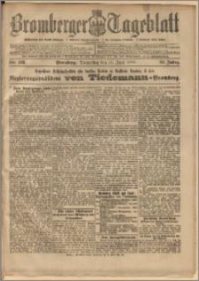 Bromberger Tageblatt. J. 22, 1898, nr 138