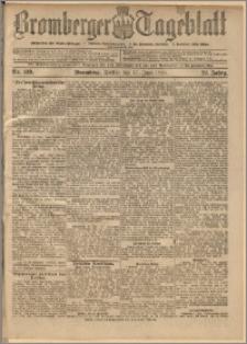 Bromberger Tageblatt. J. 22, 1898, nr 139
