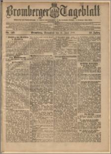 Bromberger Tageblatt. J. 22, 1898, nr 140